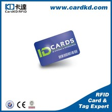 Professional pvc smart card id manufacturers
