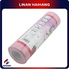 China manufacturer OEM chemical bond diamond spunlace wipe roll