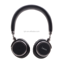 True Wireless Stereo Headphones On-ear Microphone Headband Bluetooth Headset