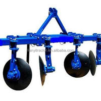 High Efficiency Garden Disc Ridger For