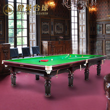 Customized Design Steel Cushion Snooker Table