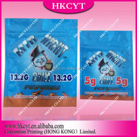 Exported to USA packs to rolling tobacco bags