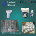 Rtv540 concrete silicone for reproduction of handicrafts from stone Molds Making