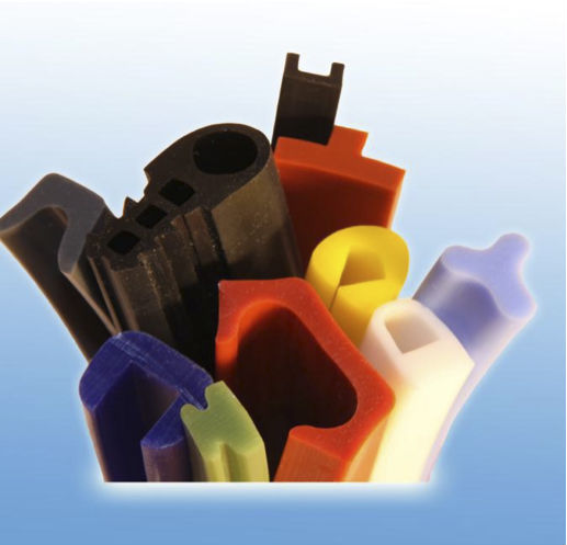 Silicone Extrusions profiles