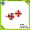 different kinds of national flag cufflinks