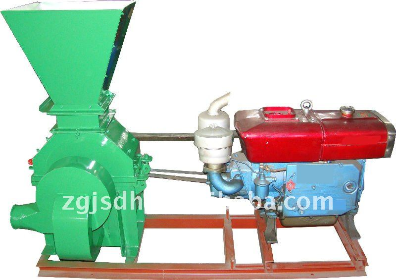 Mini ore/ stone crusher used in mineral industry