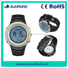 SUNROAD 5atm waterproof stainless steel mens arm time watches china uhren supplier