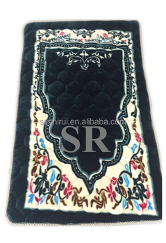 hot sell memory foam bath padded muslim prayer mats