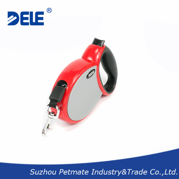 Pet Products Private Label Available Large Retractable Dog Leash for dogs up to 40kg