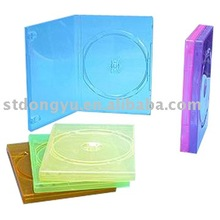 14mm Super Clear DVD Case for single and double