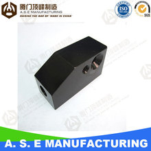 EDM Wire Cut Aluminum Turning Parts with Black Anodizing cnc aluminum alloy machining parts