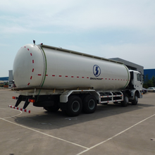 F2000 SHACMAN 340HP EURO2 8x4 40CBM BULK CEMENT TRANSPORT TRUCK