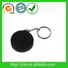 2015 New Custom Rubber Ice Hockey Puck Keychain for gifts
