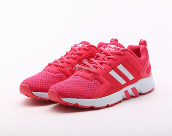 ERKE factory wholesale breathable sports jogging shoes running shoes for women