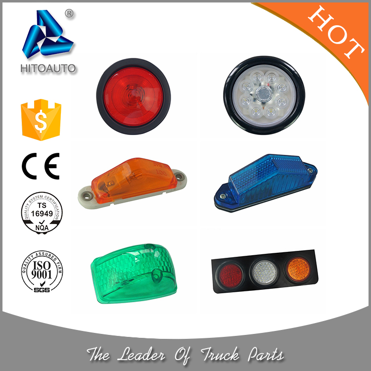 Quality-Assured Led Side Marker Light