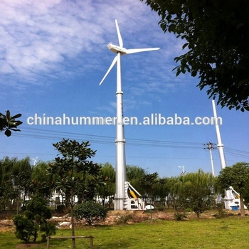 50KW Residential Wind Power Generator, Small Wind Turbine Generator