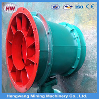 Tunnel Ventilation Fan/ mining ventilation, for air clean use, explosive-proof