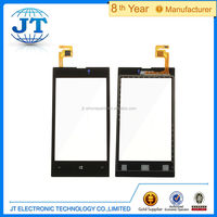 mobile phone spare parts touch screen for nokia lumia 520 n520 digitizer