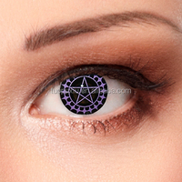 Good quality beauty magic color soft contact lens accept OEM