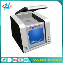 EDS3900C gold tester,gold and silver testing machine,precious metal analyzer