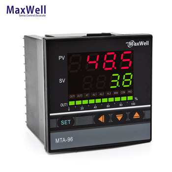 PID maxwell high accuracy muffle furnace pid controller