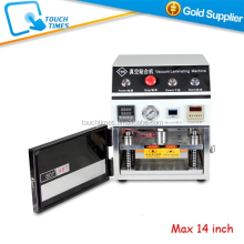 High Quality Vacuum Lamination Machine TBK Glass Laminator Machine Max 14 inch LCD Refurbishing