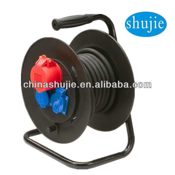 40m Five-pin France Cable Reel