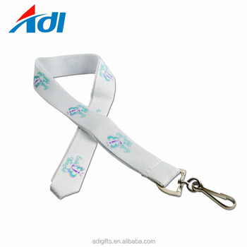 High Quality Cheap Promotional Custom Printed Polyester Lanyard