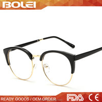 New model 2015 best selling designer spectacle frames eyeglass frames manufacturers