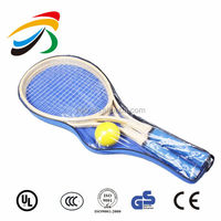 soft&wood Foam tennis rackets