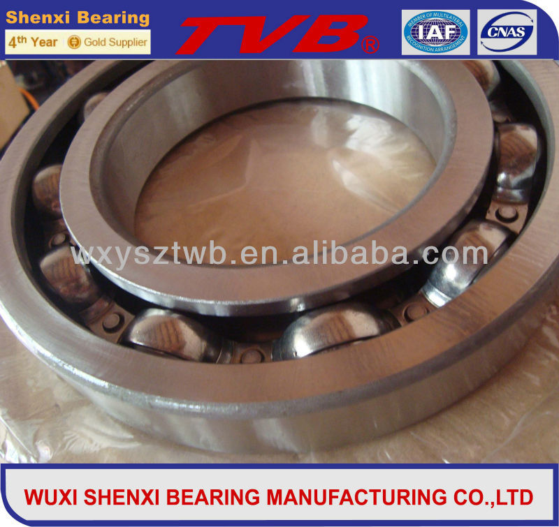 High Quality Deep Groove Ball Bearing 6200 to 6218 and 6300 to 6318 bearing on Supply