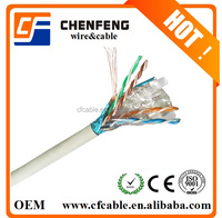 Factory Price 4 pair 23AWG CAT6 FTP cable