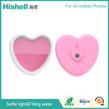 Hot products mobile phone accessories led selfie flash light for mobile phone