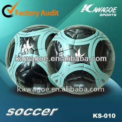 official size 5 soccer ball/Machine Stitched Pvc Football