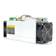 Stock Antminer S9 Bitcoin Miner, 14TH/s Highest Hash Rate Mining Machine for BTC/BCH Coins