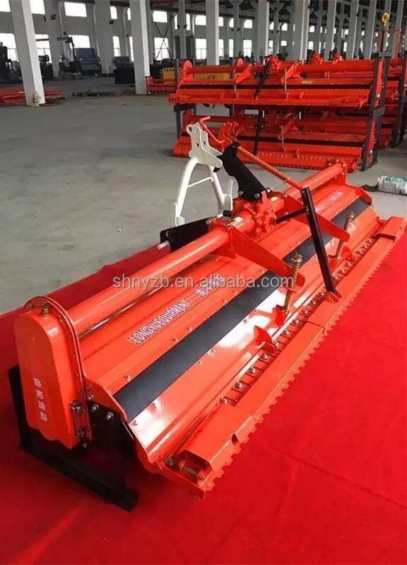 Agricultural Machines Tractor Implements Paddy Field Rotary Tiller Cultivators