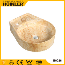 Bathroom Portable China manufacture modern washbasins oem table top basin