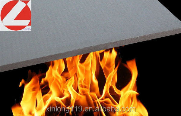 Fire retardant wall separation panels, glass magnesium sheet products