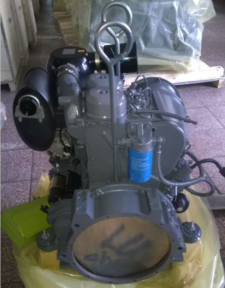F2L912 twin cylinder diesel engine for Auto