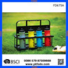 8 pack bottle carrier, jug frame, sports bottle carrier FD675A