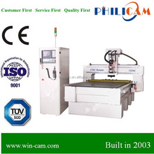 JINAN FLDM1325 multi functional woodworking cnc router with ATC with High Quality