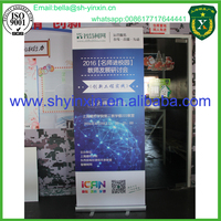Spring Supermarket Roll Up Trade Show Banner