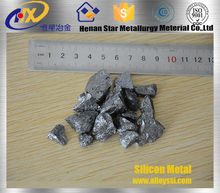 silicon metal fines for alloy silicon