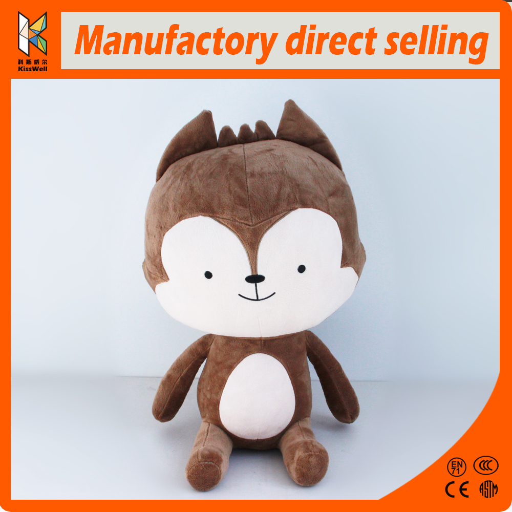 OEM or Own Brand Manfactory Direct Selling Plush Animal Rabbit Toys For Kids