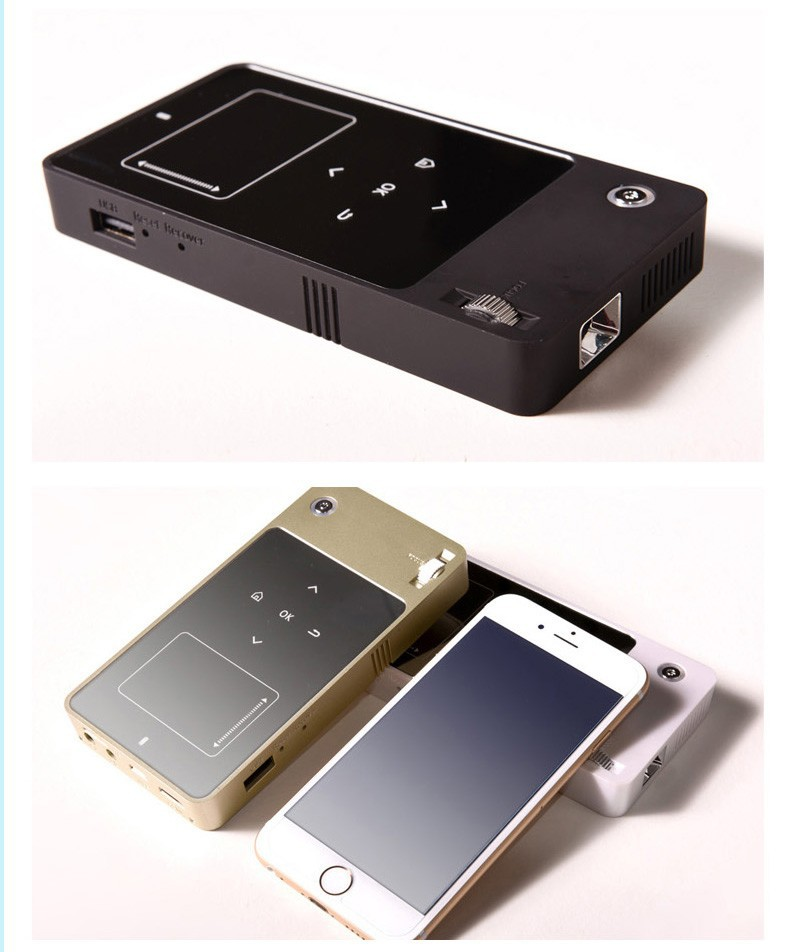 Led mini pocket projector for iphone 5 buy led mini for Iphone 5 projector price