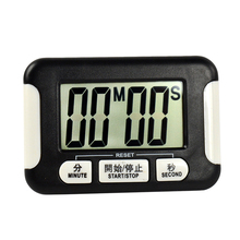 2017 new arrival 99 Minute Digital LCD large screen Sport Kitchen Cooking Countdown Timer