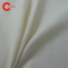 A097-1 Raw White Yarn Eco Cotton knitted fabric wholesale high quality