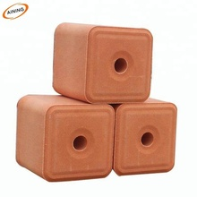 Factory price licking block/cow lick salt brick/licking brick