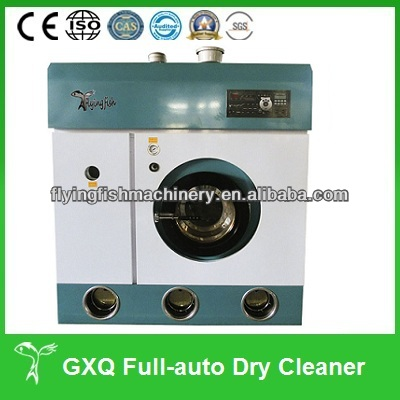 12kg automatic dry cleaning machine flying fish