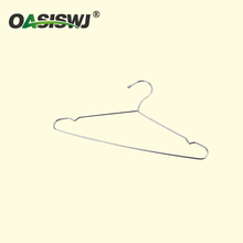 5pcs Pack Stainless Steel Strong Metal Wire Clothes Hangers,Cloth hanger---S/S12.5'W